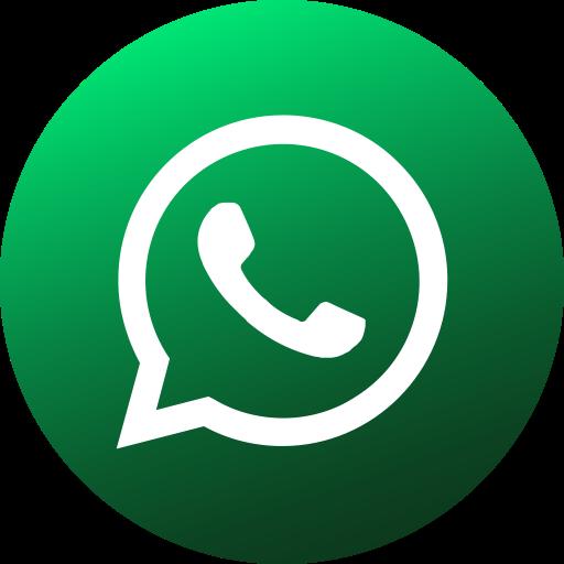 Icone whatsapp Rodape